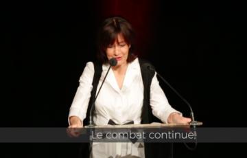 Discours des voeux de Laurette Onkelinx