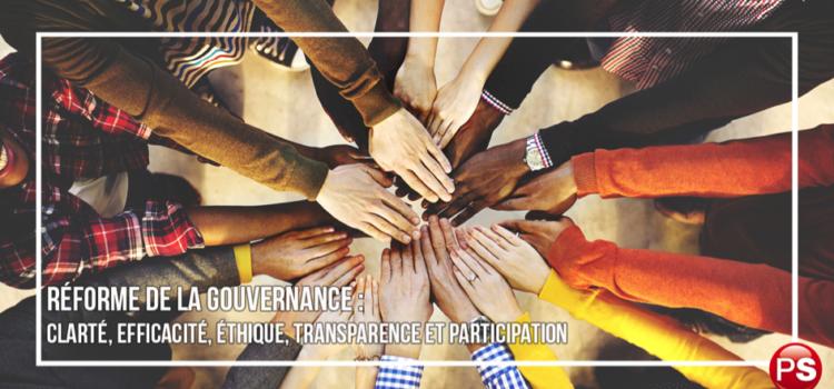 Réforme de la gouvernance bruxelloise
