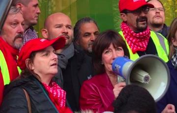 Le Parti Socialiste a entendu l'appel des travailleurs de la fonction publique